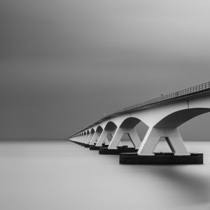 Zeelandbrug - long exposure
